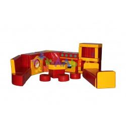 Набір дитячих меблів АЛ 256