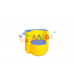 Складной стульчик АЛ 287