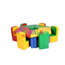 """Дитячий ігровий набір """"Круглий стіл"""" АЛ 238"""