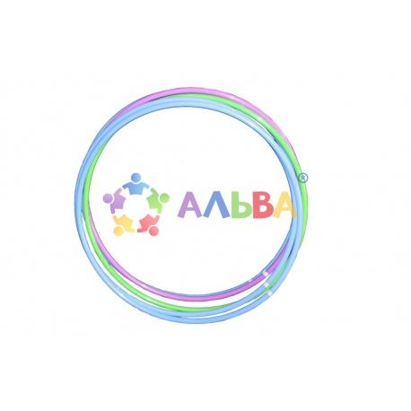 Игровые обручи АЛ 411/411м