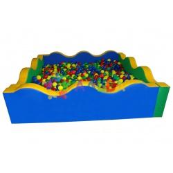 Сухі басейни квадратні