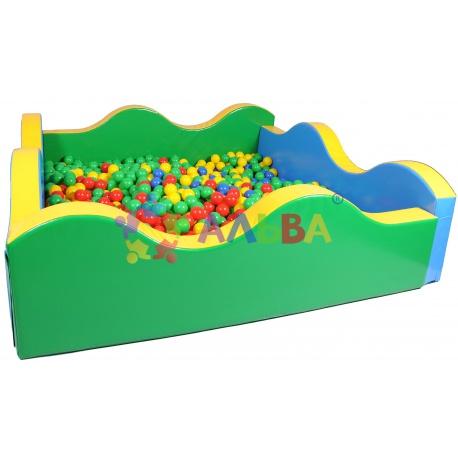 Сухой бассейн АЛ 257