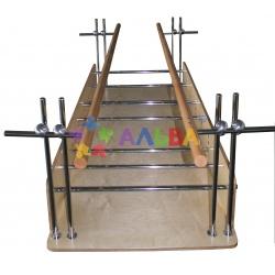 Бруси реабілітаційні АЛ 412