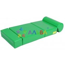 Детский складной мат АЛ 207