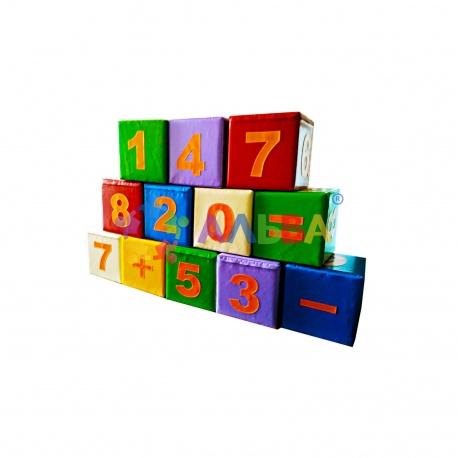 """Кубики """"Цифры"""" АЛ 226/1"""