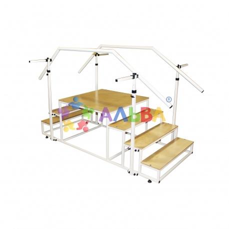 Реабилитационная лестница АЛ 406/3