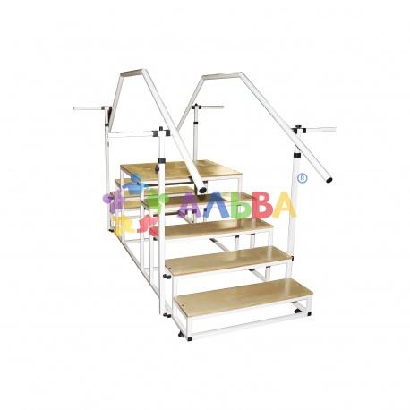 Реабилитационная лестница АЛ 406/4