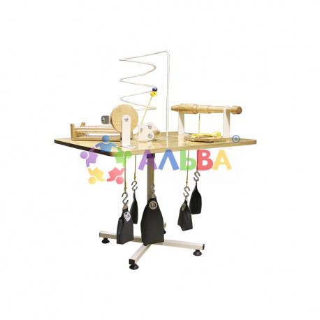 Стіл для мануальний вправ з обтяженням АЛ 458