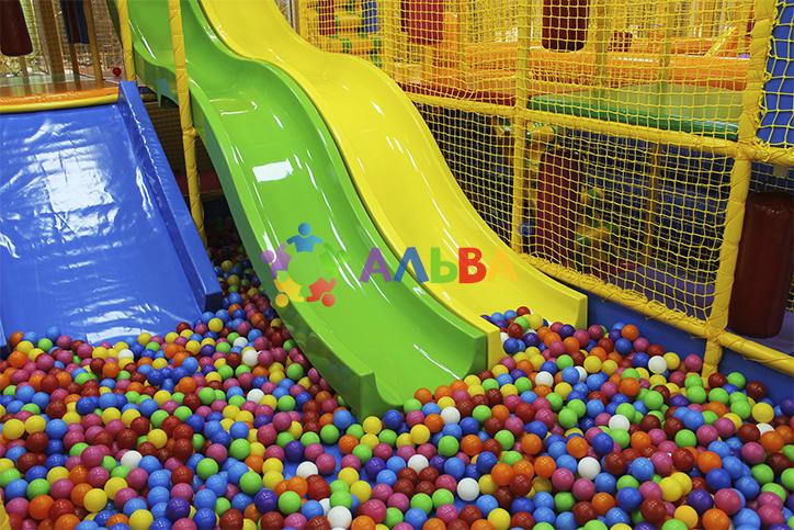Детский развлекательный центр под ключ